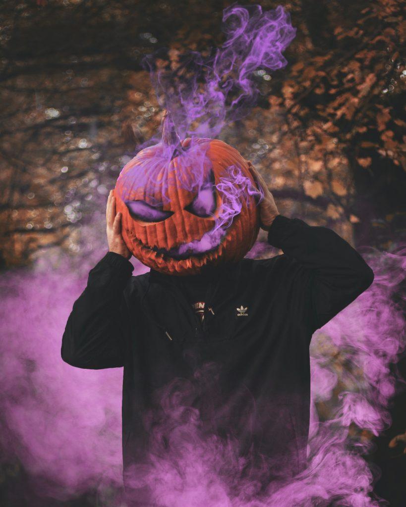 Halloween és a biztonságos borzongás